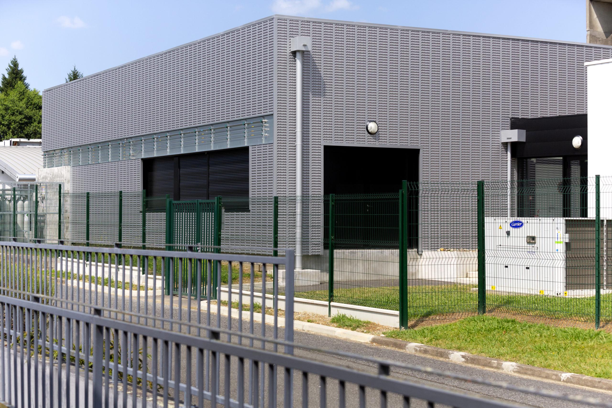 Halles Technologiques de l'UPPA – Pau (64)