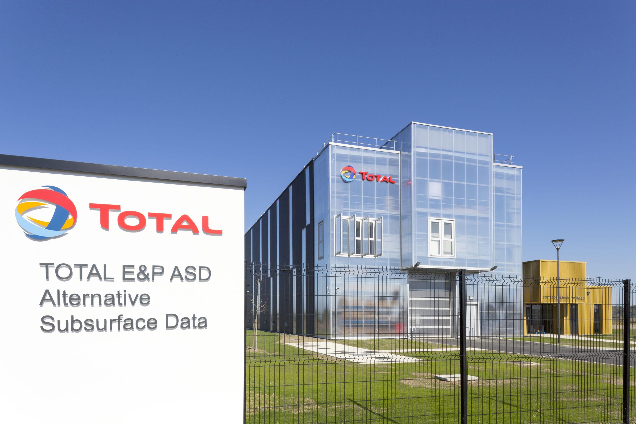 Centre de Mesures Physiques – TOTAL E&P ASD – Pau (64) – 2017