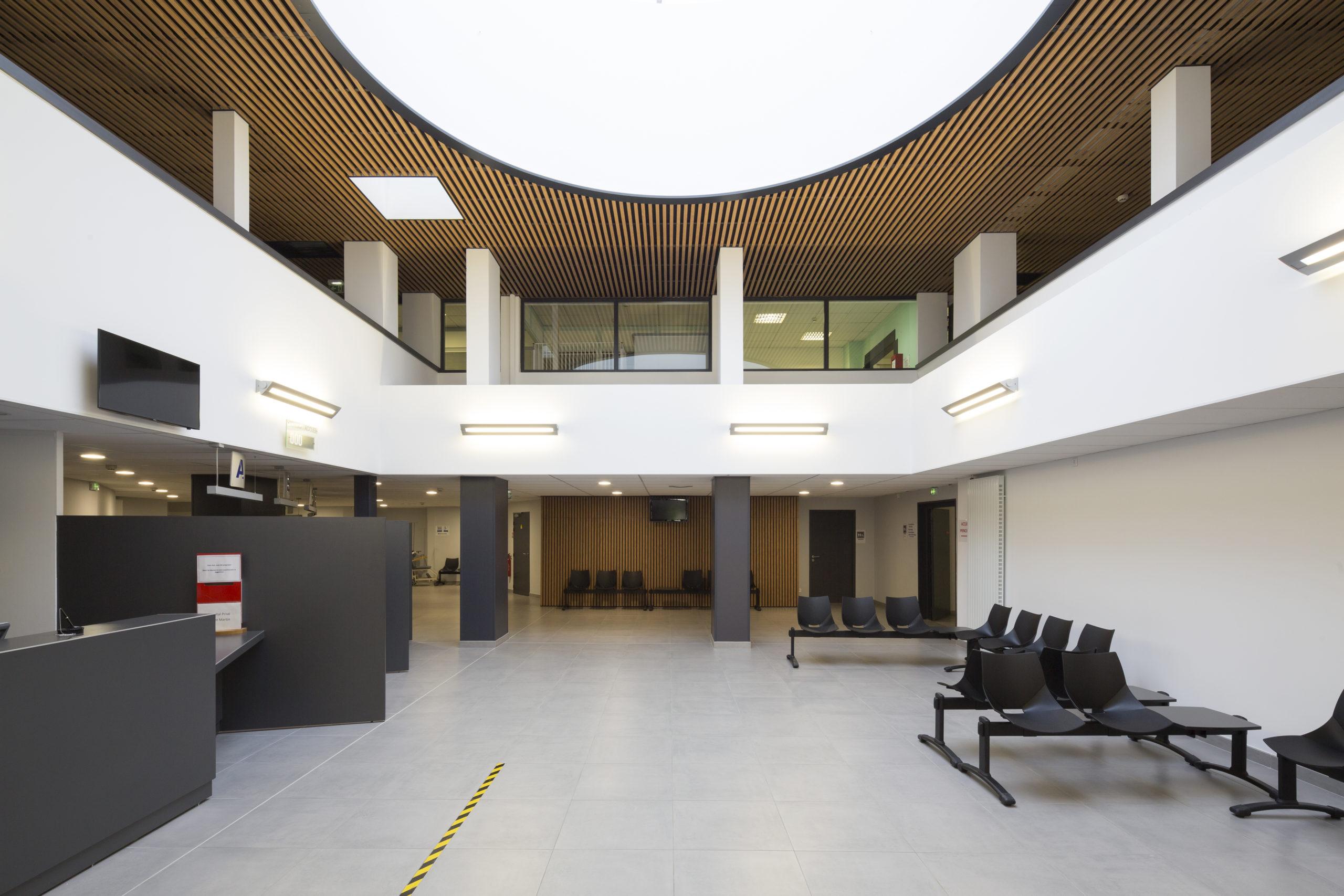 MAS – Hôpital Saint-Martin – Pessac – 33